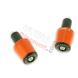 Lenkerfarbe orange Tuning  (Typ 7) für baotian BT49QT-12